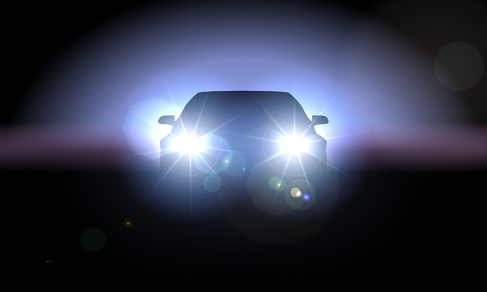 Cooks Collision - Multiple Locations: Headlight Restoration at Cooks Collision (68% Off)