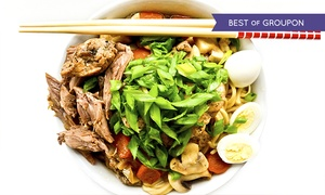 The Smart School of Cookery: The Smart School of Cookery: Asian Cookery Class from £29 (Up to 71% Off)