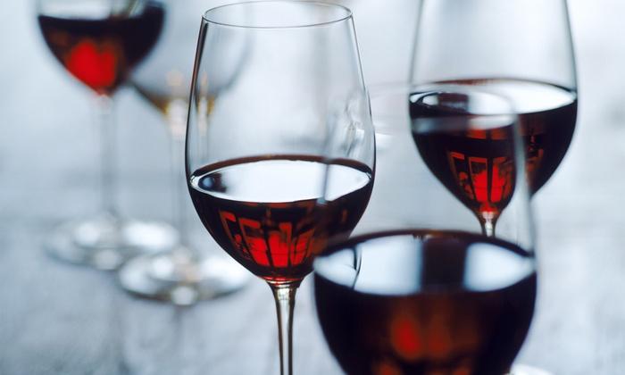 The Cellar Door - Houston: 90-Minute Wine-Education Class for 2, 4, or 6, or a Private Class for 10 at The Cellar Door (Up to 65% Off)