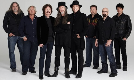The Doobie Brothers at the Cynthia Woods Mitchell Pavilion on April 26 at 7:30 p.m. (Up to 50% Off)