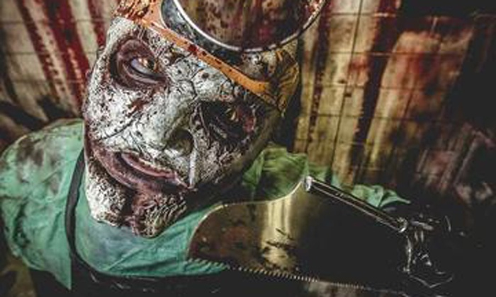 Midnight Terror Haunted House - Chicago's Newest Tactical Laser Tag Arena: VIP Admission for One or Two to the Midnight Terror Haunted House (Up to 30% Off)
