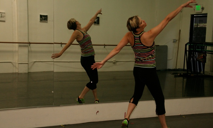 Bottomline Cardio - Woodland Hills: One Month of Unlimited Dance-Fitness Classes from Bottomline Cardio (65% Off)