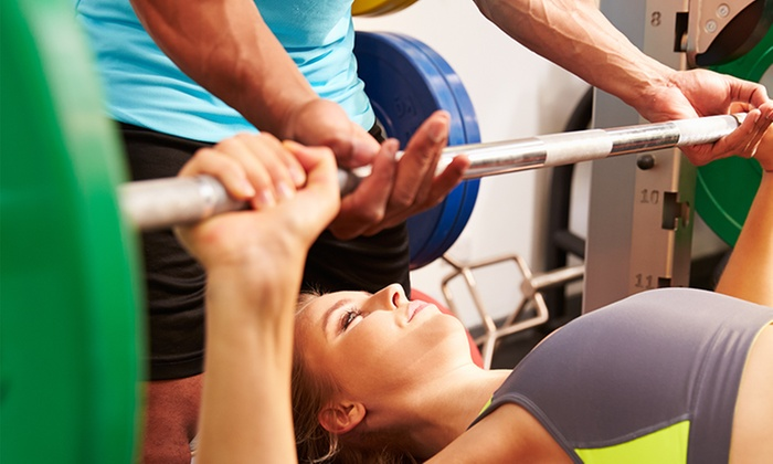 Team 3 Sports and Fitness - Conyers: Eight Personal Training Sessions at Team 3 Sports & Fitness (65% Off)