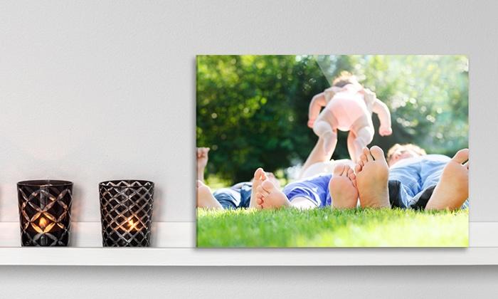 Individueller Fotodruck auf Acrylglas im Format nach Wahl von Lieblingsfoto.de (bis zu 57% sparen*)