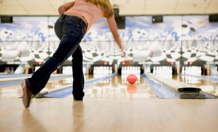 $15 for $29 Worth of Bowling — Southwestern Lanes