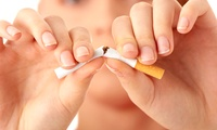 Two Sessions of Laser Smoking Cessation Treatment at Merrion Clinic