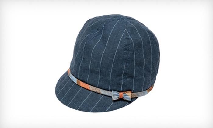 Goorin Bros. Women's Betriz Schoolboy Hat in Navy: $19 for a Women's Betriz Schoolboy Hat in Navy ($45 List Price). Three Sizes Available.