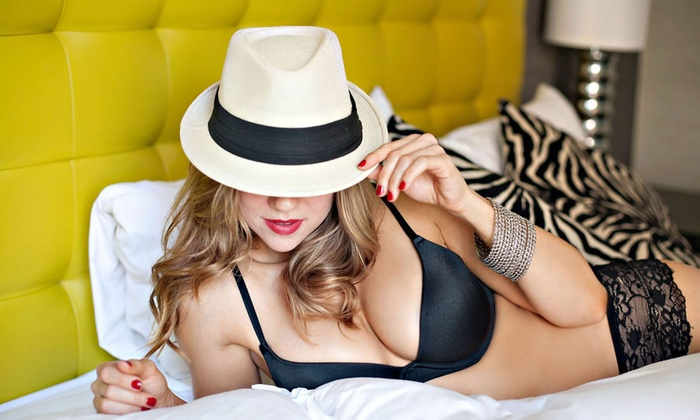 Michelle Hayes Studio - North Park: $85 for $450 Worth of Boudoir Shoot at Michelle Hayes Studio