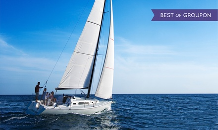 Two-Day Sailing 101 Course for One, Two, or Four at Seaforth Boat Rentals (50% Off)