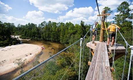 Florida Wilderness Retreat with Adventure Tours