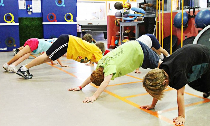 Fuze Fit For a Kid - Los Gatos: Two or Five Two-Hour Active Play Sessions at Fuze Fit For a Kid (Up to 62% Off)