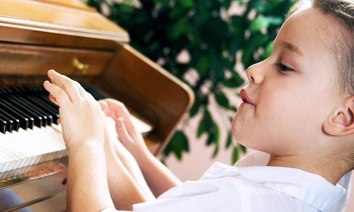 Karen's Piano Studio - San Rafael: $5 Buys You a Coupon for 45% Off Your First Four Simply Music Piano Lessons at Karen's Piano Studio