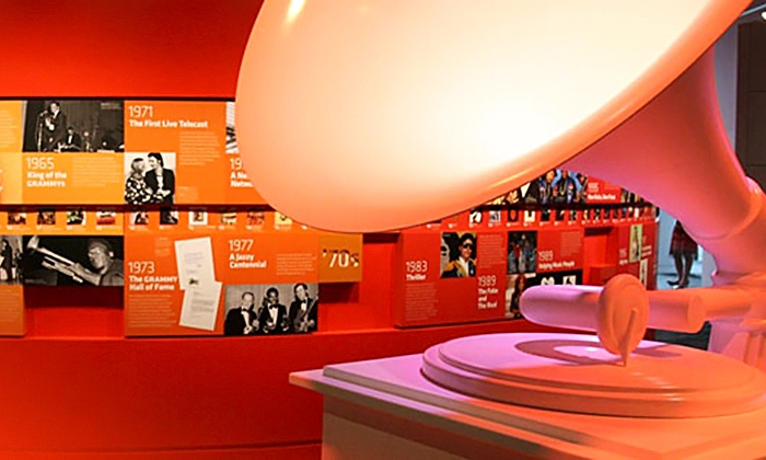 The GRAMMY Museum - The GRAMMY Museum at L.A. LIVE: Admission for Two or Four to The GRAMMY Museum (Up to 50% Off)