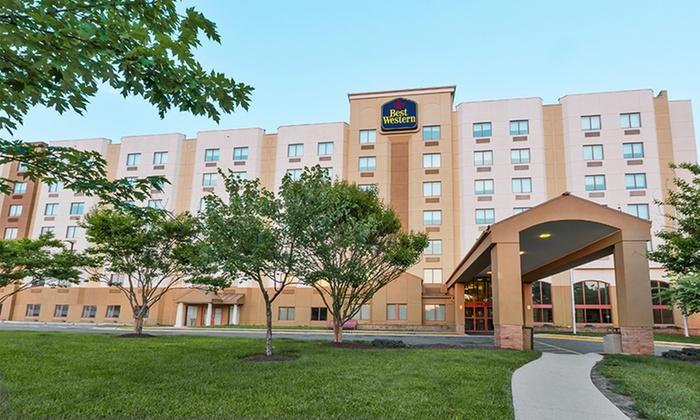 Best Western Plus BWI Airport North Inn & Suites - Baltimore: Stay at Best Western Plus BWI Airport North Inn & Suites in Baltimore, with Dates into January