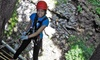 American Cave Museum & Hidden River Cave - Grizzard Manor: Cave Tour for 2 or 4 with Rappelling, Zipline or Both at American Cave Museum & Hidden River Cave (Up to 50% Off)