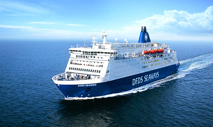DFDS Seaways Newcastle Ltd - DFDS Newcastle Ltd: Amsterdam: 2 Night Mini Cruise For Two for £79 with DFDS Seaways
