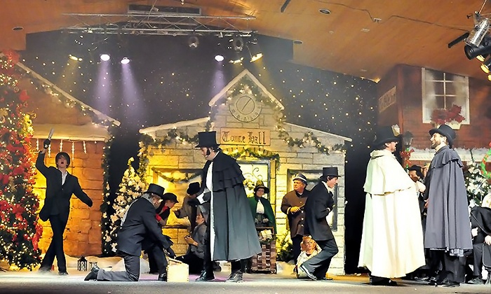 """Celebration of Christmas Holiday Spectacular - EF Productions: """"Celebration of Christmas Holiday Spectacular"""" at EF Productions, December 5–8 (Up to 43% Off)"""