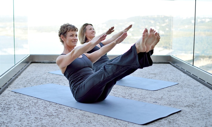 Zenergy Pilates - The Oasis Retail Complex: $59 for Eight Barre or Yoga Classes at Zenergy Pilates ($128 Value)