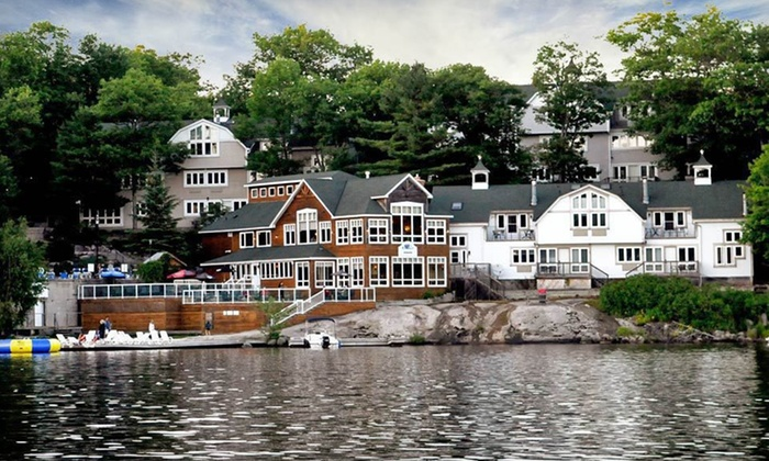 Rocky Crest Golf Resort - MacTier, ON: One- or Two-Night Stay for Four at Rocky Crest Golf Resort in Muskoka, Ontario