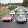 Tours de conduite en voiture de sport