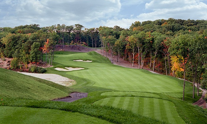 Red Tail Golf Club - Devens: $65 for 18-Hole Round of Golf with Cart and Range Balls at Red Tail Golf Club (Up to $99 Value)
