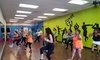 75% Off Unlimited Zumba Classes