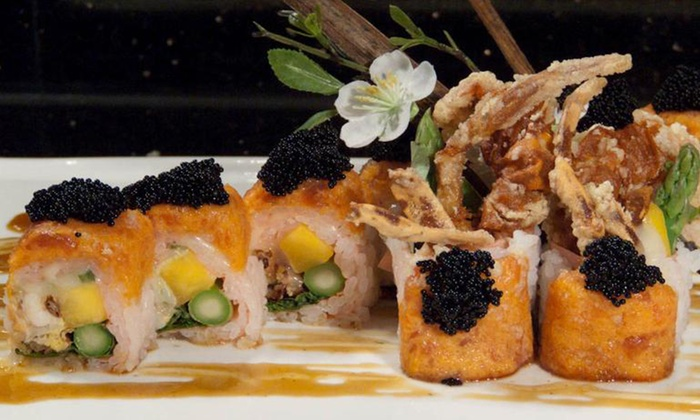 Miyako Sushi & Steakhouse - Crescent Springs: $18.50 for $30 Worth of Japanese Food, Hibachi, and Sushi at Miyako Sushi & Steakhouse
