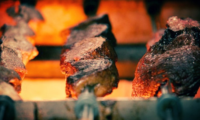 Libra Brazilian Steakhouse - Culver City: $25 for $50 Toward a Dinner for Two at Libra Brazilian Steakhouse