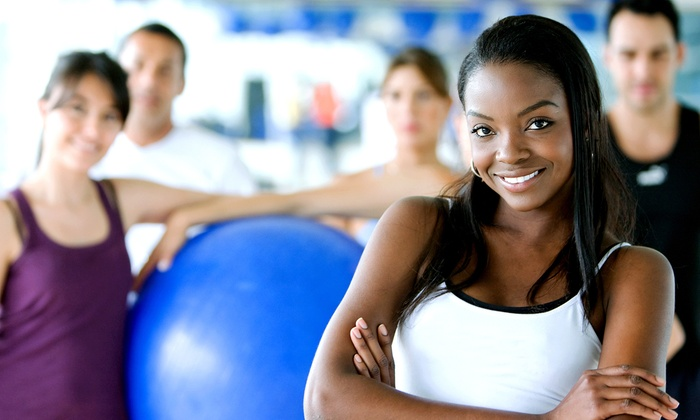 Health Clubs of America - Multiple Locations: Six-Week Gym Membership with Optional 30-Day Bootcamp at Health Clubs of America (Up to 67% Off)