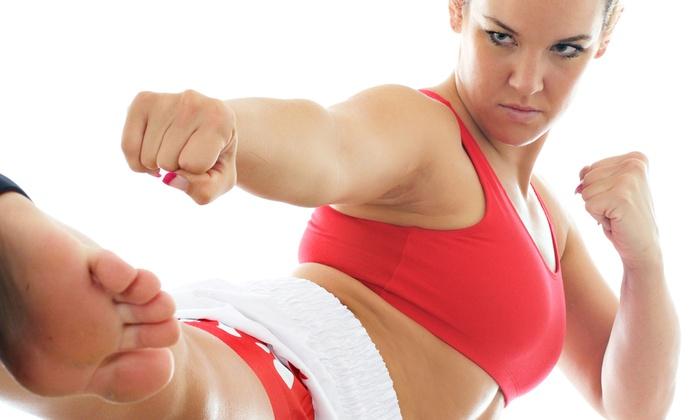 Darcio Lira Martial Arts - Livermore: 10 or 20 Boxing and Muay Thai Classes at Darcio Lira Martial Arts (Up to 84% Off)
