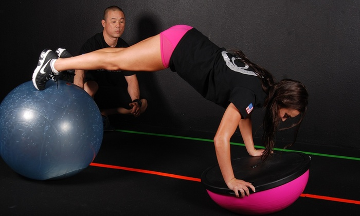 Corenetic Gym - Lake Forest: Four Weeks of Gym Membership at Corenetic Gym (50% Off)