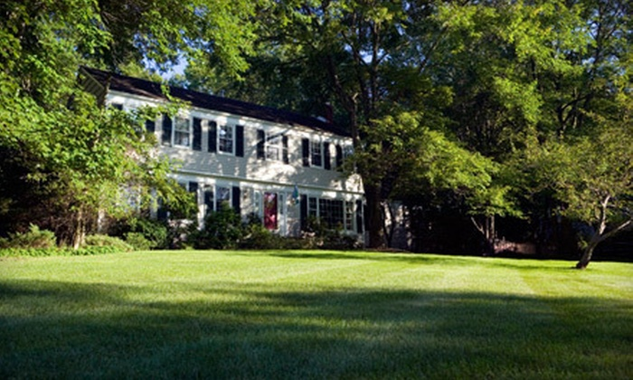 A Cut Above - Rockford: Lawn Aeration or Seeding and Aeration for Up to 6,000 or 10,000 Square Feet from A Cut Above (Up to 52% Off)