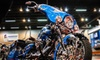 Progressive Motorcycle Shows - Advanstar Communications (IMS) - Downtown Indianapolis: Progressive International Motorcycle Shows Package for One or Two on February 15, 16, or 17 (Up to 56% Off)