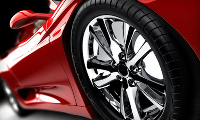 Luxury Wash - Atlanta: Mobile or In-Shop Auto Detailing from Luxury Wash (Up to 76% Off). Three Options Available.