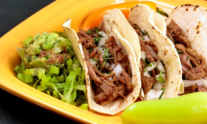 Ceja's Mexican Diner & Grill - Ivey Ranch / Rancho Del Oro: Two or Three Groupons, Each Good for $10 Worth of Mexican Food at Ceja's Mexican Diner & Grill (40% Off)