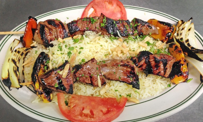 Ceedo's Eatery - Fine Mediterranean & American Cuisine - Stow: $19 for Lunch or Dinner for Two at Ceedo's Eatery (Up to $33.85 Value)