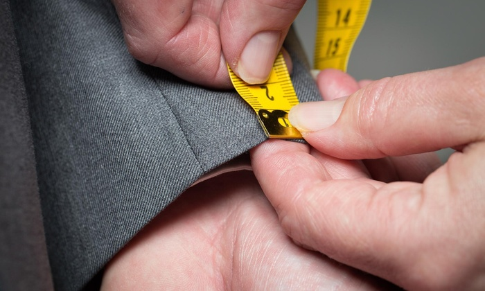 Custom Suits By Bobby Macc Bespoke (all Locations) - Theater District - Times Square: $45 for $100 Worth of Tailoring — Custom Suits NYC by Bobby Macc Bespoke