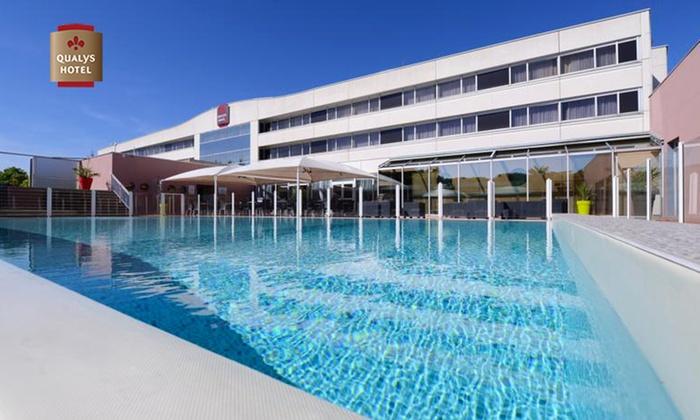 Qualys Hotel Lyon Nord - QUALYS-HOTEL Lyon Nord: Lyon: 1 à 3 nuits au QUALYS-HOTEL Lyon Nord avec petit déjeuner, boisson de bienvenue et dîner en option dès 69€ pour 2