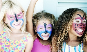 Headbands Galore & More: $159 for Birthday Party with Food, Drinks, and Face Painting at Headbands Galore & More ($325 Value)