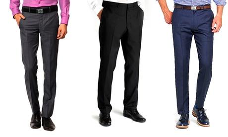 Pantaloni classici da uomo. Vari colori disponibili