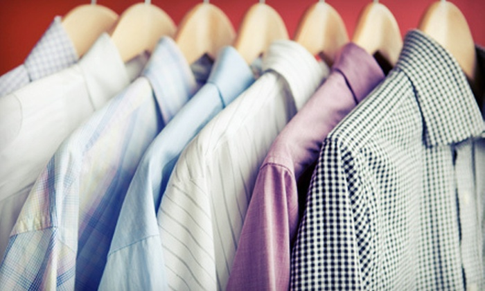 Door to Door Dry Cleaning - Tempe: $20 for $40 Worth of Dry-Cleaning with Pickup and Next-Day Delivery from Door to Door Dry Cleaning