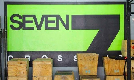 Four Weeks of Unlimited CrossFit Classes at Seven Crossfit (50% Off)