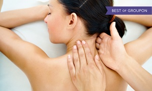 APS Day Spa: One-Hour Organic Deep-Cleansing Facial, Swedish or Hot-Stone Massage, or Both at APS Day Spa (Up to 62% Off)