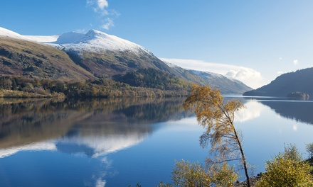 Lake District: 1, 2 or 3 Nights for Two with Breakfast at the Lodge in the Vale
