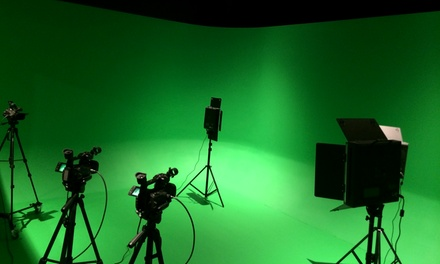 Summer Filmmaking Academy Ages 8-13 at Camp Crusader  (56% Off). Four Options Available.