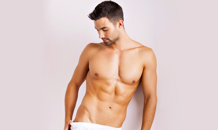 Marquis DeVon Men's Grooming Studio - Burbank: 55% Off One Full Chest or Back Wax at Marquis DeVon Men's Grooming Studio- Rachelle