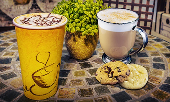 Island Monarch Coffee - Culver City: Five- or Ten-Visit Punch Card, Valid for Large, Freshly Roasted Coffees at Island Monarch Coffee (57% Off)