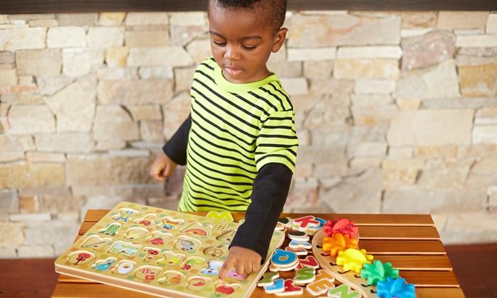 Kiddie Academy - Goddard: Two Weeks of Afterschool Childcare and Activities from Kiddie Academy of Lanham (88% Off)