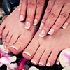 Up to 57% Off Mani-Pedis in Quincy