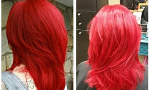 All About U! Salon: Up to 40% Off Cut & Color at All About U! Salon